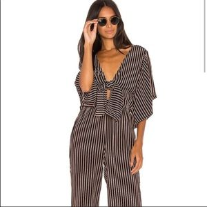 Faithful The Brand Tilos Jumpsuit SIZE 8